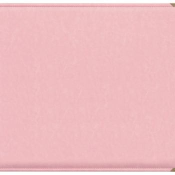 Kaisercraft D-Ring Album Leather - Pink