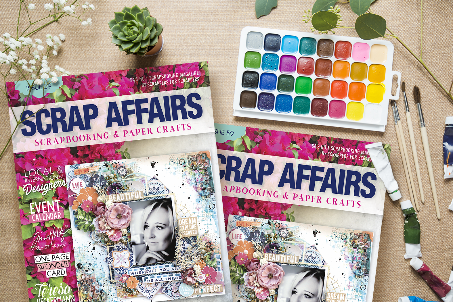 Scrap Affairs Issue 59!