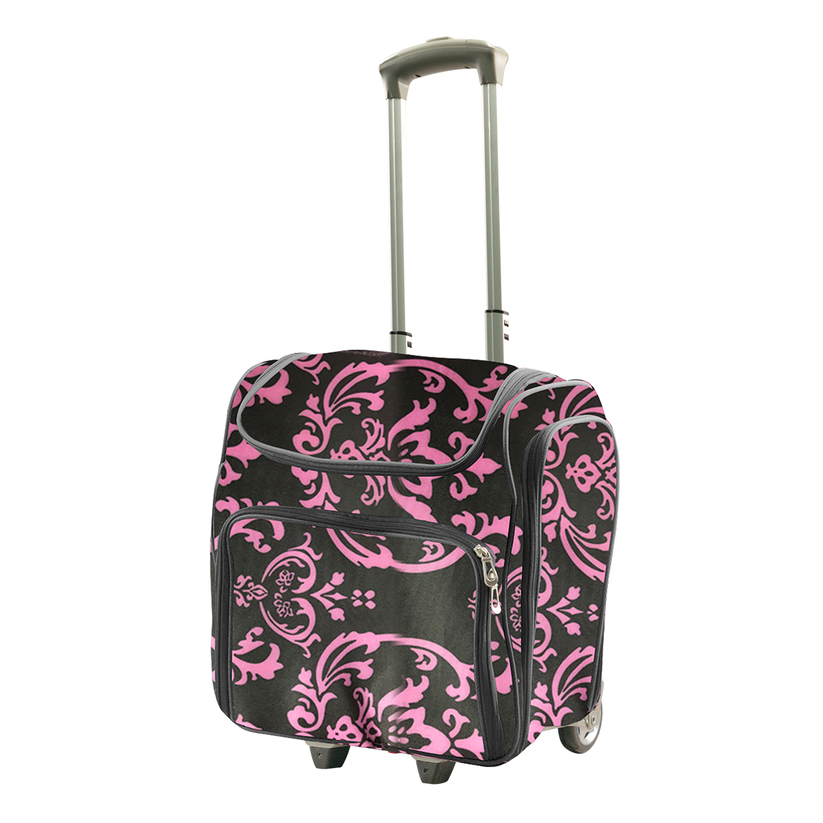 Couture Creations Craft Rolling Travel Trolley
