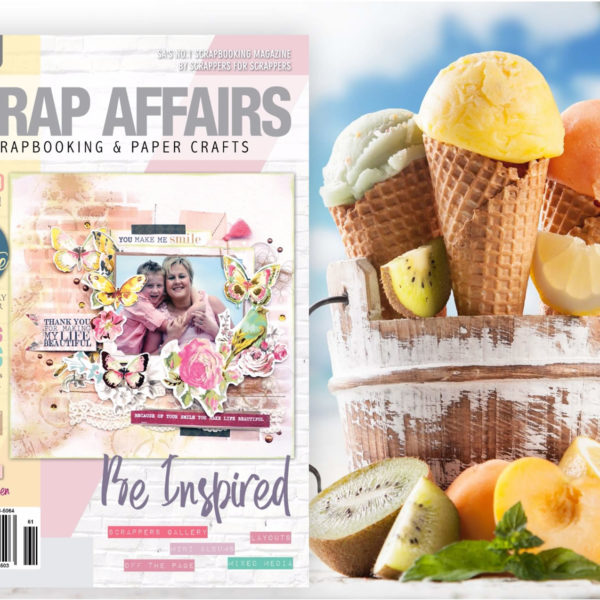 Scrap Affairs - Issue 61