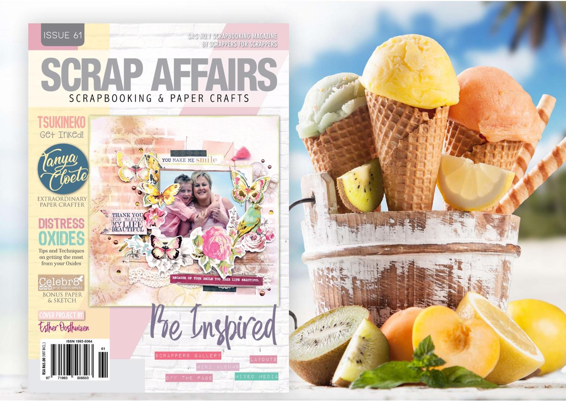Scrap Affairs Issue 61