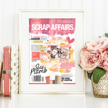 Scrap Affairs - Issue 62