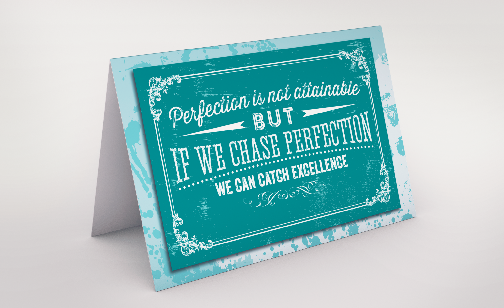 Basic Essentials Perfection Card
