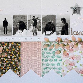 Mister Huey's Colour Mist - Love Layout