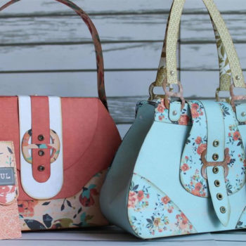 Blubelle Paper Handbags
