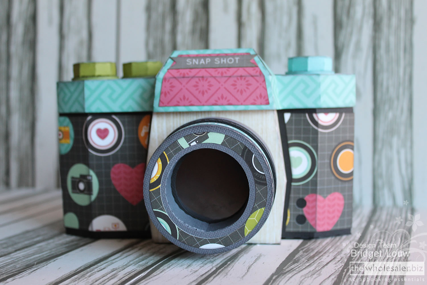 How to make a paper camera DIY (very easy) - YouTube | 1000x1500