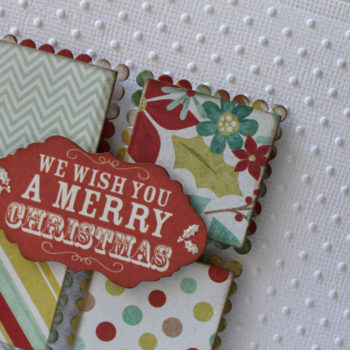 Kaisercraft Mistletoe Christmas Cards