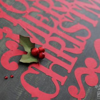 Silhouette CAMEO Vinyl detail