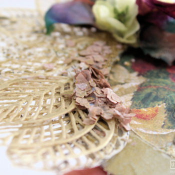 Prima Art Mediums 2015 - Wreath Detail