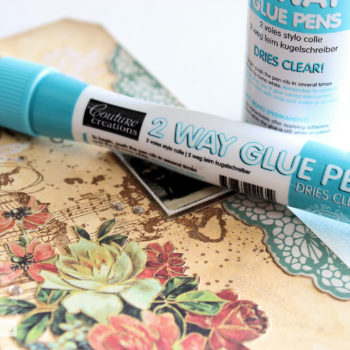 Couture Creations Two Way Glue - Pen