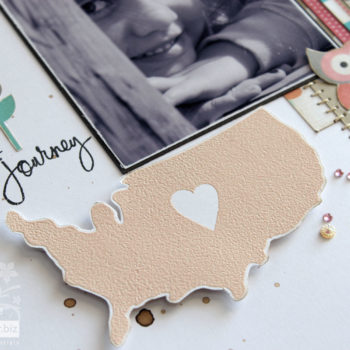Silhouette Stamp Material - Stamping Journey