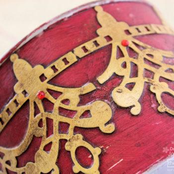 Couture Creations DIY - Baroque Tin