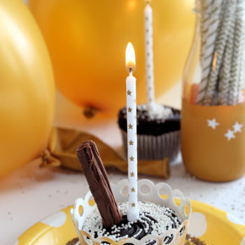 DIY Birthday - Star Candle