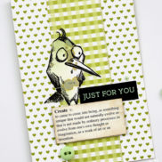 Lady Pattern Paper - hello CARDS in 10 minutes - Sweetheart