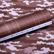 LPPT0013 - Basically Textured - Macho Camo - Chocolate Chilli