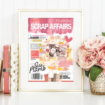 Scrap Affairs - Issue 62