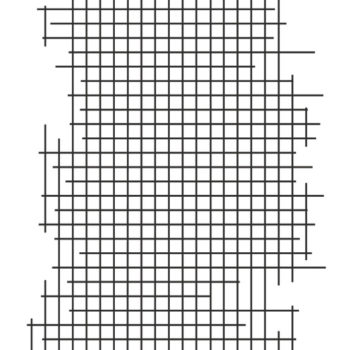 KCCS371 Kaisercraft Texture Stamp - Grid